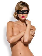 Obsessive Pittig en Sexy Oogmasker