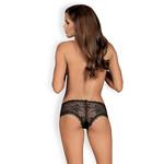 Obsessive Behindy Shorts met Verleidelijke Opening