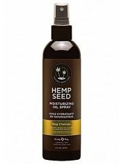 Earthly Body Hemp Seed Verzorgende Massage Olie Spray 237 ml