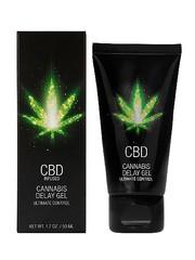 CBD CBD Cannabis Orgasme Uitstel Gel 50 ml