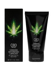 CBD CBD Cannabis Ontspannend Glijmiddel op Waterbasis 50 ml