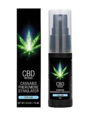 CBD CBD Cannabis Lustopwekkende Feromonen Spray voor HEM 15 ml