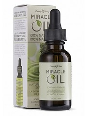 Earthly Body Miracle Oil 100% Natuurlijke Hennep Olie 30 ml