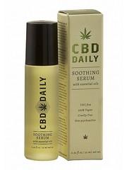 Earthly Body CBD Dagelijkse Shoot Serum Hoog Geconcentreerd met Roller 10 ml