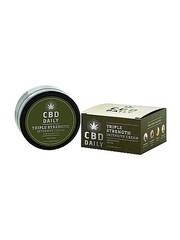 Earthly Body CBD Daily Extra Triple Strength Intensieve Huidverzorging Crème 48 gr