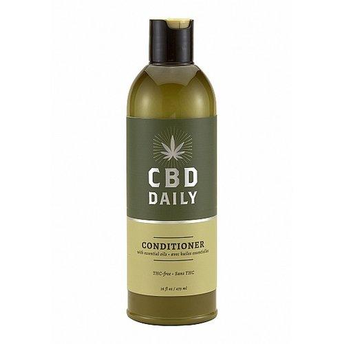 Earthly Body CBD Daily Haarverzorging Conditioner 473 ml