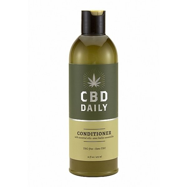 Earthly Body CBD Daily Haarverzorging Conditioner 473 ml