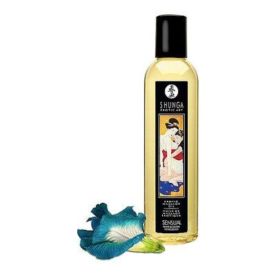 Shunga Massage Olie Hoogwaardig en 100% Natuurlijk met Verschillende Geuren 240 ml