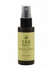 CBD CBD Daily Active Spray voor Dagelijks Gebruik 60 ml