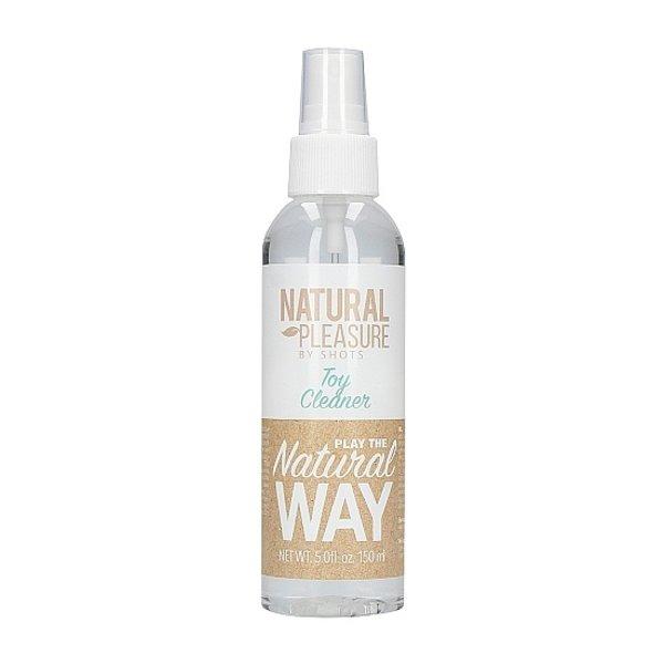 Natural Pleasure Natural Pleasure Toy cleaner spray 150 ml
