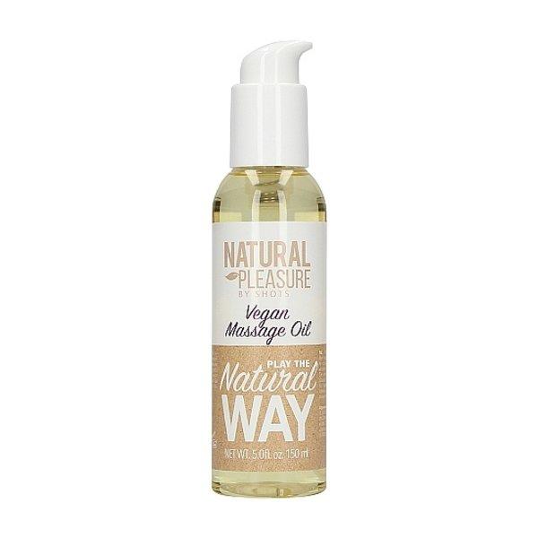 Natural Pleasure Natural Pleasure Vegan Massage Olie 150 ml