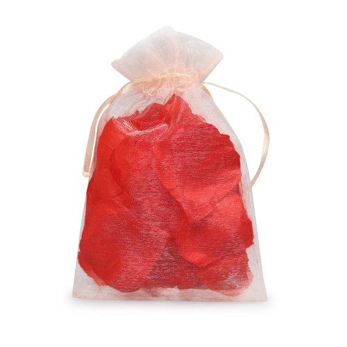 Subliem Luxe Valentijn Verwen Bundel met Rozenblaadjes