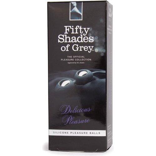 Fifty Shades of Grey Delicious Pleasure Vaginale Balletjes