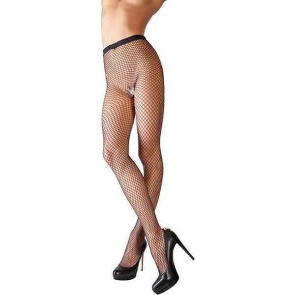 Cottelli Collection Stockings & Hosiery Grove Visnet Legging Transparant
