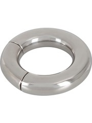 Fetish Collection Magnetische Balzak Ring Stretcher RVS