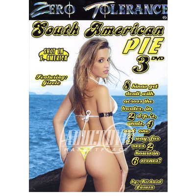 Zero Tolerance South America Pie deel 3 DVD