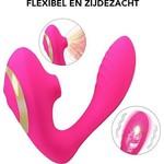 LUNA LUNA NUA 2 in 1 Clitoris en G-spot Vibrator