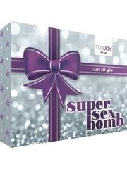 Toyjoy Erotische Cadeauset Super Sex Bomb 8 Delig