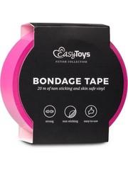 Easytoys Magenta Roze Bondage Tape 20 meter