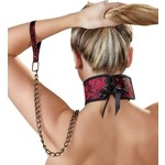 Bad Kitty Bondage Halsband in Aziatische Stijl