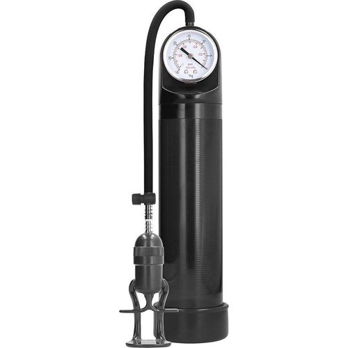 PUMPED Comfortabele Penispomp met PSI Drukmeter