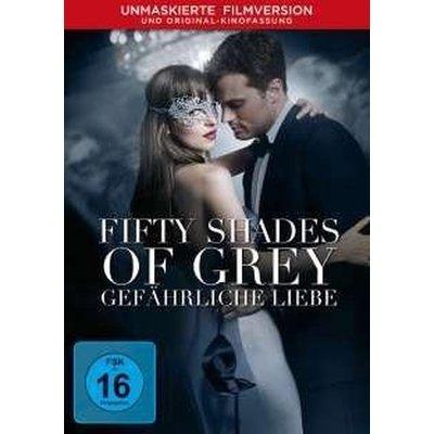 Fifty Shades of Grey 2 Gefährliche Liebe DVD