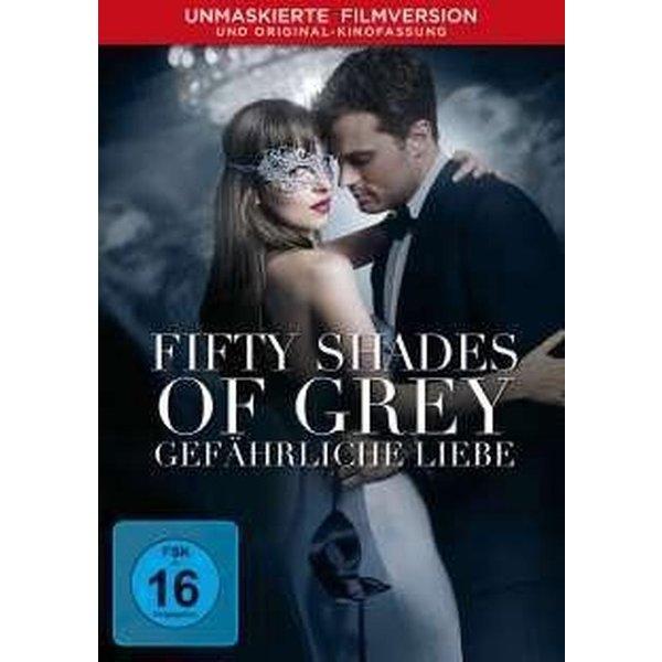 Universal Fifty Shades of Grey 2 Gefährliche Liebe DVD