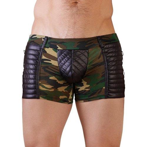 NEK Men Camouflage Wetlook Boxer