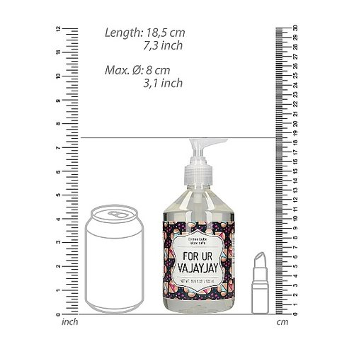 S-Line Climax Lube FOR UR VAJAYJAY 500 ml