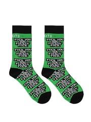 Sexy Socks Happy Socks Fuck You