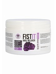 Fist-it Fist-It Anal Relaxer Waterbasis Pot 500 ml