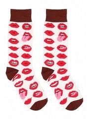 Sexy Socks Happy Socks Lip Love