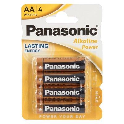 Panasonic AA Mignon Batterijen