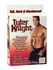 CalExotics Tyler Knight Getinte Mannelijke Opblaaspop