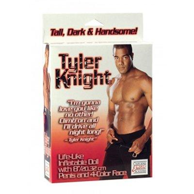 Tyler Knight Getinte Mannelijke Opblaaspop
