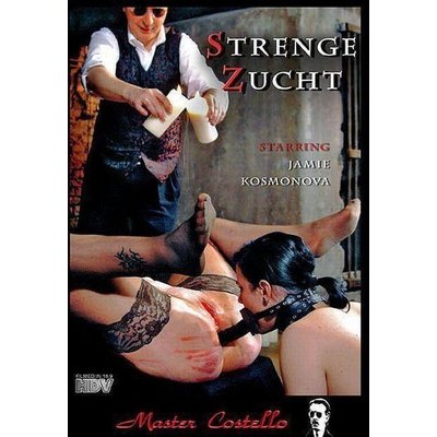 Master Costello Strenge Zucht Duits BDSM DVD