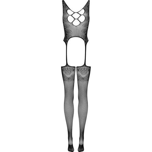 Obsessive Body Stocking met Open Onderzijde