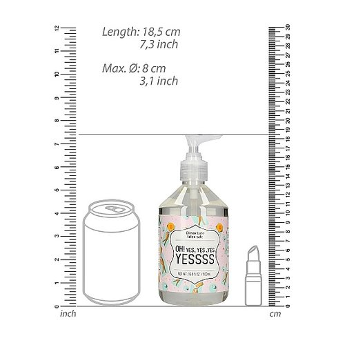 S-Line Climax Lube OH! yes, yes ,yes YESSSS 500 ml