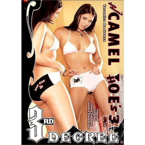 Vibies DVD Erotiek - Camel Hoe's - Vol. 03