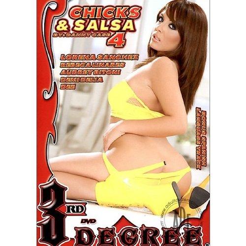 Vibies DVD Erotiek - Chicks & Salsa - Vol. 04