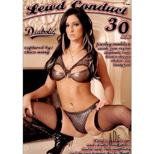 Vibies DVD Erotiek - Lewd Conduct - Vol. 30