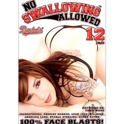 Vibies DVD Erotiek - No Swallowing Allowed - Vol. 12