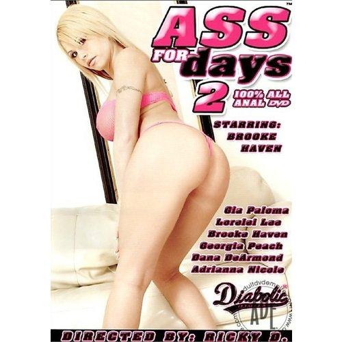 Vibies DVD Ass For Days 2