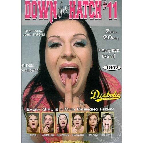Vibies DVD Erotiek - Down The Hatch - Vol. 11
