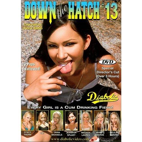 Vibies DVD Erotiek - Down The Hatch - Vol. 13