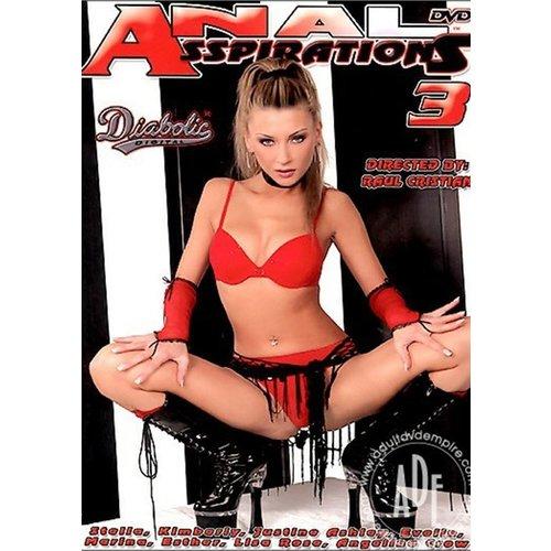 Vibies DVD Anal Asspirations 3