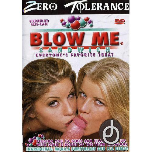 Vibies DVD Blow Me Sandwich Everyone'S