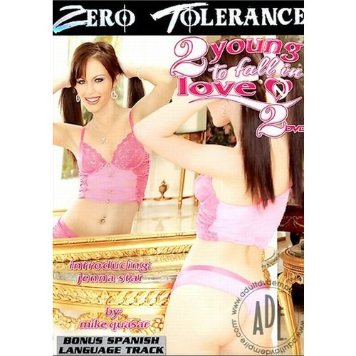 Vibies DVD Erotiek - 2 Young To Fall In Love - Vol. 02