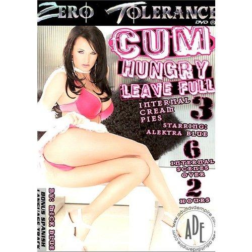 Vibies DVD Erotiek - Cum Hungry Leave Full - Vol. 03