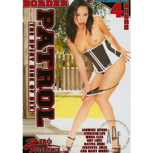 Vibies DVD Border Patrol